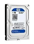 WD Blue 1 TB Desktop Hard Drive: 3.5 Inch 7200 RPM SATA