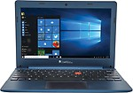 iBall Netbook CompBook Excelance 8902968170509 Intel Atom Quad Core - (2 GB DDR3/32 GB HDD/Windows 10)