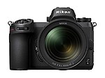 Nikon Z6 FX-Format Mirrorless Camera Body with 24-70mm Lens + Mount Adapter FTZ (w/ 24-70mm)