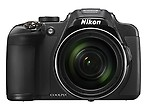 Nikon COOLPIX P610 Digital Camera with 60x Optical Zoom and Built-In Wi-Fi
