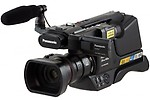 Panasonic HDC-MDH 2 Professional Video Camera, black