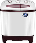 Intex 6.2 kg Semi Automatic Top Load Washing Machine  (WMSA62RD)