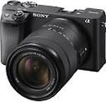 Sony Alpha ILCE-6400M Kit (18-135mm Power Zoom Lens) 24.2MP Mirrorless Digital SLR Camera