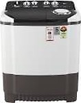 LG 8 kg 5 Star Rating Semi Automatic Top Load  (P8035SGMZ)