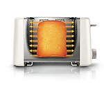 Philips HD4825/01 800 W Pop Up Toaster