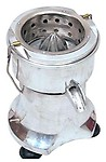 Lincon LJA-02, 120 W, 230 V, Hard fruit/citrus juicer Aluminium