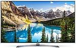 LG 108cm (43 inch) Ultra HD (4K) LED Smart TV (43UJ752T)