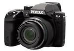 Pentax X-5 Camera, black