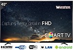 Weston Wel-4000s 101 Cm Led Television