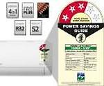 LG 2 Ton 3 Star Split Dual Inverter AC (LS-Q24HNXA1, Copper Condenser)