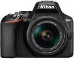 Nikon D3500 (AF-P DX 18-55mm/70-300mm ED VR Lens) DSLR Camera with 16GB Card and Carry Case