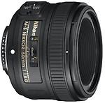 Nikon AF Nikkor 50 mm f/1.8D Lens (Standard Lens)