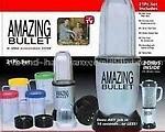 Elite Storia Amazing/Magic Bullet Mixer, Grinder & Chopper