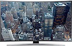Samsung 40JU6670 101.6 cm (40) Curved LED TV 4K (Ultra HD)