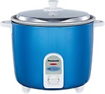 Panasonic SR WA18H (MHS) 4.4 L Rice Cooker, Food Steamer
