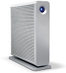 Lacie D2 Quadra 3 TB Desktop External Hard Disk