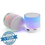 ShopAIS Mini Bluetooth Wireless S10 Speaker Compatible For Lenovo K3 Note