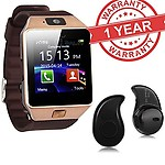 Premium Design SAMSUNG Galaxy Note 5 Compatible Bluetooth Smart Watch DZ09