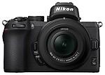 Nikon Z50 Kit (Z DX 16-50mm f/3.5-6.3 VR) 20.9 MP Mirrorless Camera