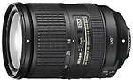 Nikkor AF 18-300mm f/3.5-5.6G ED VR Lens