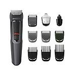 Philips Series 3000 9-in-1 Multi Grooming Kit for Beard, Hair & Body
