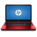 "HP 15.6"" 15-R132WM HD Computer, Intel Pentium Quad-Core N3540 Processor, 4GB RAM, 500GB Hard Drive, DVD+/-RW, Webcam, HDMI, WIFI, Windows 8.1"