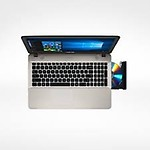 Asus Vivobook X541Ua-Dm1232D Intel I3 7100U(7Th Gen)/4 Gb Ddr4/1Tb/Dos