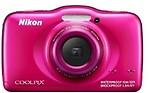 Nikon S32 Point & Shoot Camera