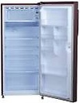 Haier 195 L Direct Cool Single Door 4 Star (2020) Refrigerator(Red Blossom, HRD-1954CRB-E)