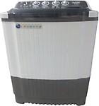 Lloyd 8 kg Semi Automatic Top Load Washing Machine (LWMS80GR)
