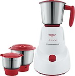 Maharaja Whiteline MG Livo MX-151 500-Watt Mixer Grinder with 3 Jars