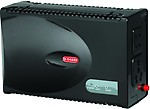 V-Guard VG Crystal Voltage Stabilizer (Black)