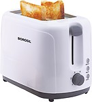 Borosil BT0750WPW11 750 W Pop Up Toaster