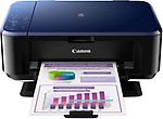 Canon PIXMA E560 Multifunction Inkjet Printer