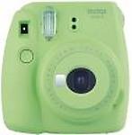 Fujifilm Instax Mini Camera Mini 9 Classic Lime Green Instant Camera