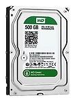 Westren Digital WD5000AZRX 500 GB SATA III Desktop Hard Drive
