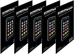 Hoko Screen Protector For Samsung Galaxy Grand 2 G7106 Pack of 5