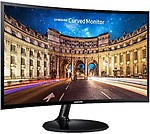 Samsung 23.6 inch Curved Full HD Monitor (LC24F390FHWXXL)