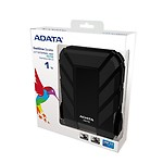 Adata Dash Drive Durable HD710 1 TB External Hard Drive Portable