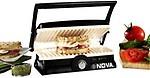 Nova NSG 2455 1500-Watt 3-in-1 Grill Sandwich Maker
