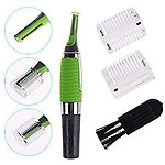 RR MALL Nose Hair Trimmer,Electronic Stainless Steel Nose Ear Eyebrow Side burn and Beard Hair Clipper