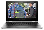 HP 11-k106TU 11.6-inch Touchscreen (Core M3 6Y30/4GB/1TB/Windows 10/Intel HD Graphics), Cloud