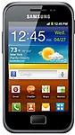 Samsung Galaxy Ace Plus (5MP Camera - Dark Blue)