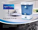 D N Aqua Water Purifier 10 ltr, RO + UV