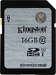 Kingston Sdhc 16gb Class 10 Multi Kit Memory Card
