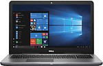 Dell Inspiron 5000 Core i5 7th Gen - (4 GB/1 TB HDD/Windows 10 Home/2 GB Graphics) 5567 (15.6 inch, 2.36 kg)
