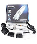 Kemei KM-27C Rechargeable Professional Hair Trimmer for Men, Women