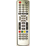 VC Compatible Remote for Dish TV Set Top Box DTH