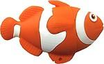 Microware Fish Shape Nemo 16GB Pen Drive