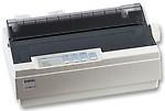 Epson LX-300+II Impact Dot Matrix Printer